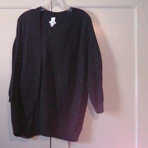 Sonoma Sweaters - #230- grey cardigan